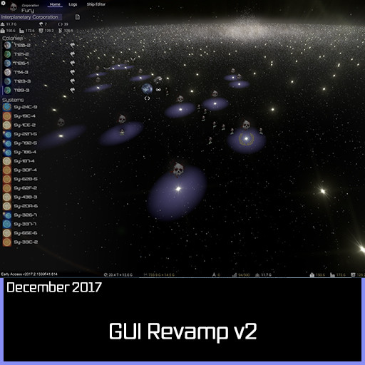 GUI Revamp December 2017