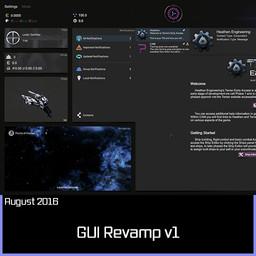 GUI Revamp August 2016