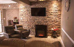 Rosedale living room