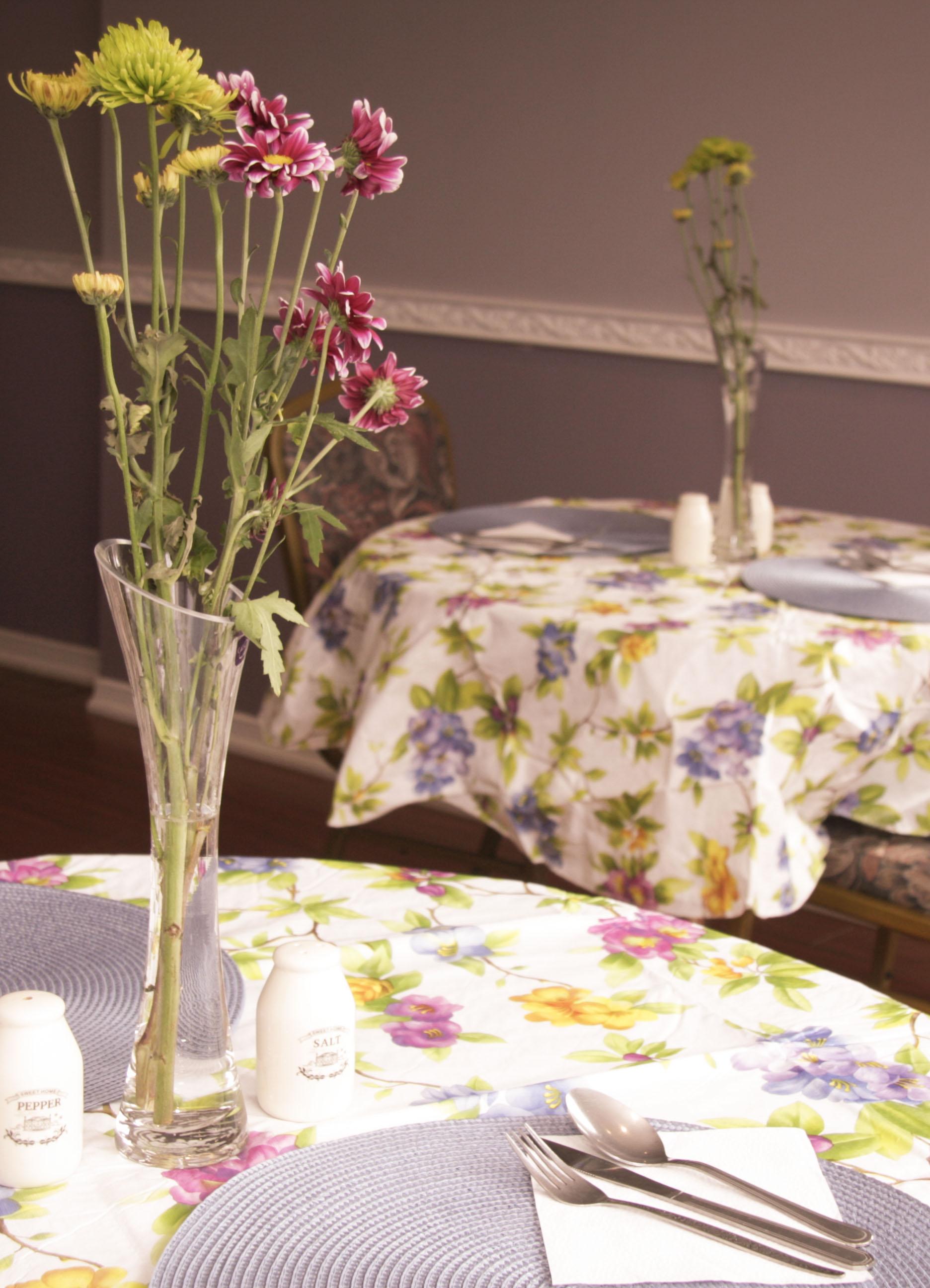 Rosedale dining room