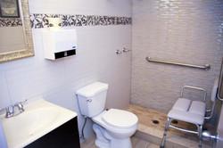 Rosedale main floor bathroom