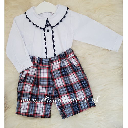 Spanish Baby Boys Clothing Elizas Closet Online Baby Boutique