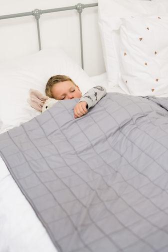 Dream Wish kinderen doorslapen sneller inslapen deken