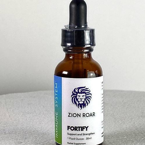 Fortify - Herbal Tincture
