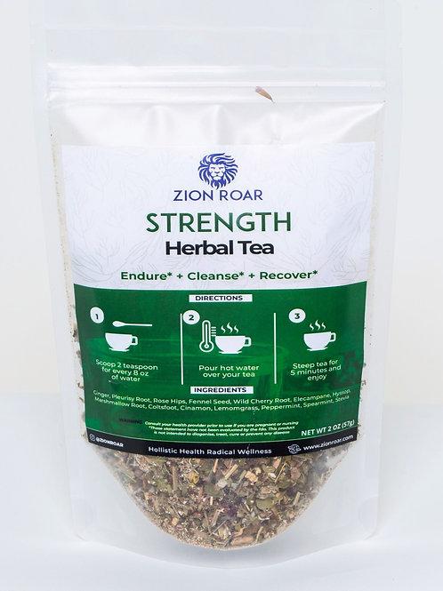 Strength Herbal Tea