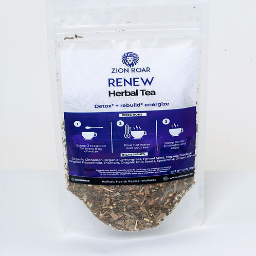 Renew Herbal Tea