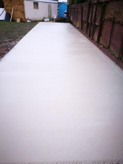 concrete base Gosport