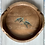 Thumbnail: Sea turtles with fish hand carved wood tray