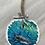 Thumbnail: Shark swimming ornament