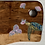 Thumbnail: Sea turtle with Jellyfish cutting/charcuterie board