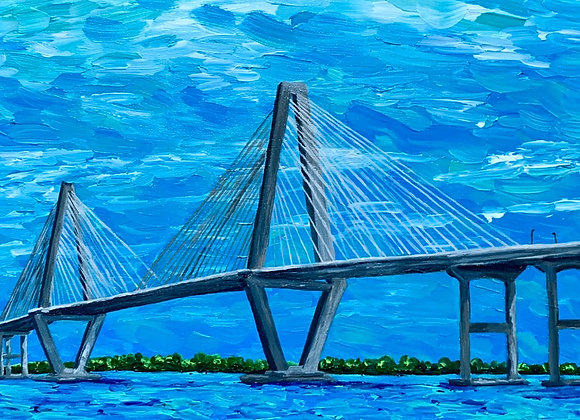 Arthur Ravenel Jr. Bridge Charleston