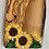 Thumbnail: Reserved- Sunflower Olive wood charcuterie board
