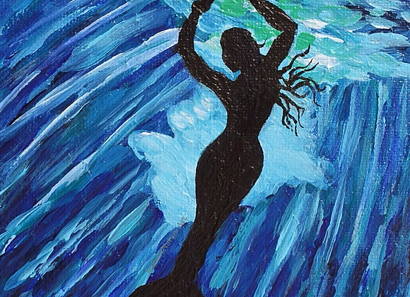 """""""Lady of the sea"""""""