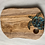 Thumbnail: Sea turtle on Olive wood cutting /charcuterie boards