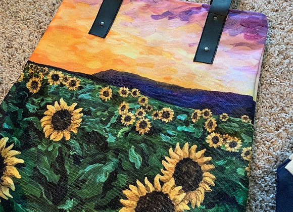 PreOrder Sunflower tote bag