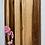 Thumbnail: Momma and baby flamingo teak wood cutting board