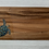 Thumbnail: Custom order -Sea turtle Acacia wood cutting /charcuterie board