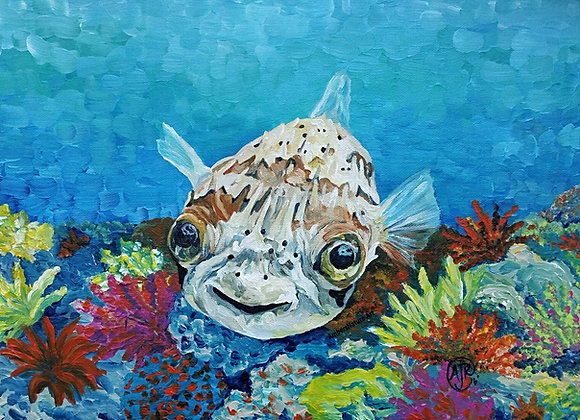 Animal, Sealife, and Landscapes Custom painting