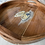 Thumbnail: Oyster with pink pearl and baby turtle acacia wood tray