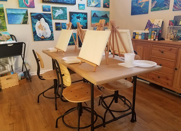 Private Art lessons- Individual