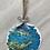 Thumbnail: Sea turtle close up ornament