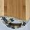 Thumbnail: Baby Sea turtles bamboo cutting/charcuterie board