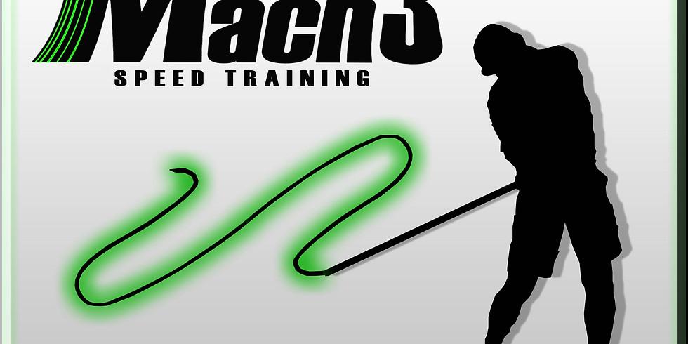 Mach 3 Speed Training Golf Clinic