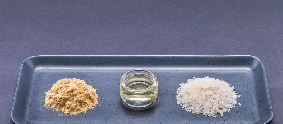 Rice Bran Oil- Why It's In All Of Our Skincare Products