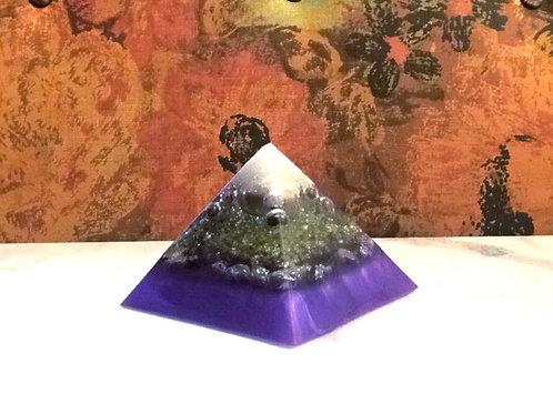 Moonstone Agate Peridot Quartz Amethyst