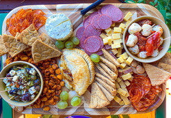 Charcuterie Plate from Chef Cidney Wilco