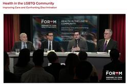 Speaking on Harvard LGBTQ Forum