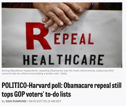 Politico coverage