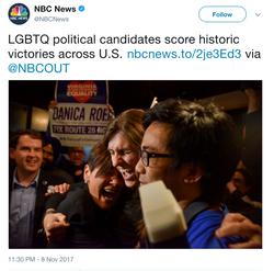Danica Roem's victory