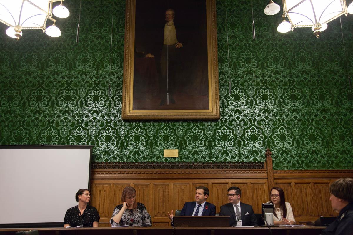 Parliament presentation