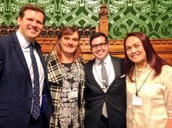 Parliament panelists