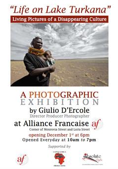 Poster Exhibition Life on Lake Turkana