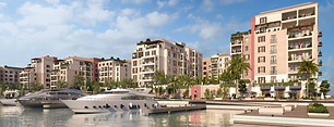 Sea Facing Apartments 1BR from 696 sq ft 2BR from 1270 sq ft Pay just 10% now