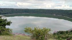 Spiruline Angevine lac Lonar