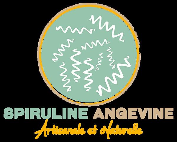 spiruline naturell artisanale maine-et-loire logo grahiste angers
