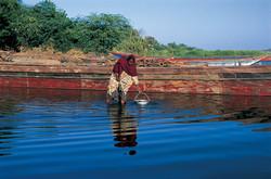Spiruline angevine, Dihé, Afrique