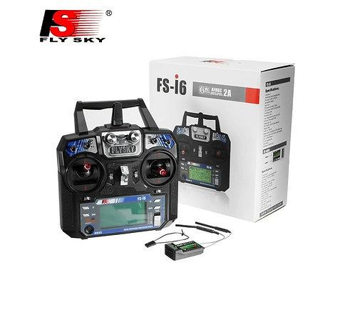 Flysky ia6b transmitter & ia6b reciver 6CH Original