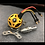 Thumbnail: 2212 1400kv brushless motor with connectors