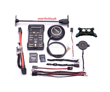 Pixhawk 2.4.8 +Gps ublox M8n+power module set