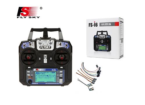 Flysky FS-i6 with fs-X6B Reciver original