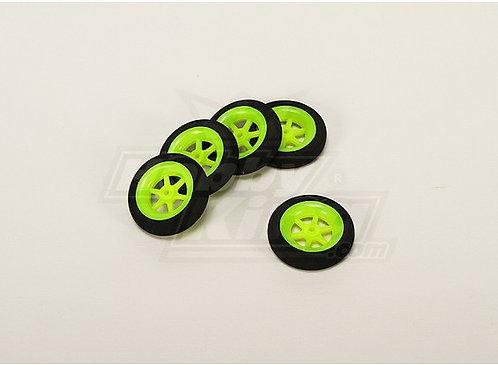 Hobbyking wheels 40mm 1.6 inches