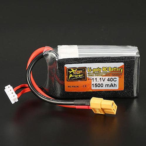 Zop power 3s 1500 mah 40c