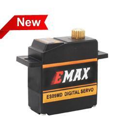 Emax ES09MD (dual-bearing) Digital metal gear servo