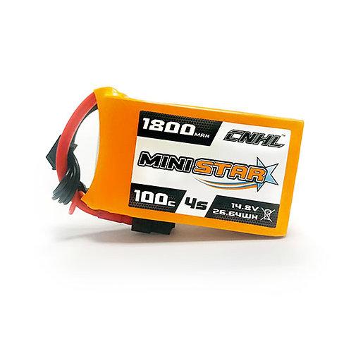 4s 1800 mah 100c ministar CNHL lipo battery