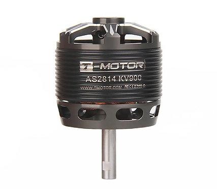 T-MOTOR AS2814  1200kv thrust 2.6kg 3-4S Brushless Motor for Fixed Wing RC Drone