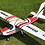 Thumbnail: Cessna 1200mm Wingspan Trainer RC Airplane Kit